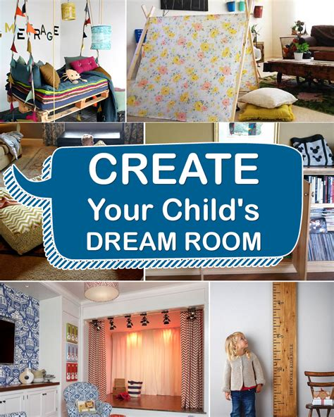 how to make your dream room 10 cool diy ideas for child s dream room