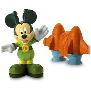 Bathtubs For Baby Martian Mickey Amp Pluto Collectible Figures