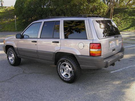 jeep grand cherokee service repair manual 1993 1998