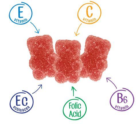 Health Nutritionals Yummi Bears Multivitamins Are They Safe by Immunity Health Organic Gummy Vitamins Yummi Bears