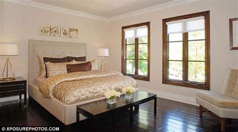 kim kardashian bedroom photo kim kardashian s 4 8million mansion pictured for the