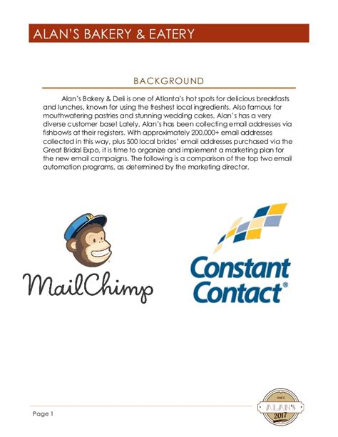 mailchimp vs constant contact which one is better mailmunch