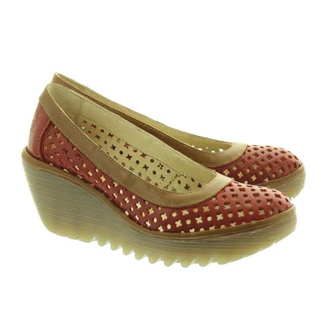 fly shoes fly yika wedge shoes in in