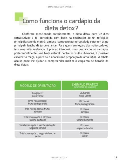 Detox Dieta Cardapio by Dieta Detox Baixe O Seu Ebook