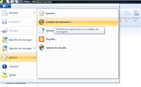 format email bouygues configurer email windows live mail installer boite mail