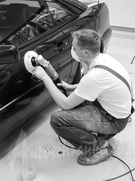Autolack Polieren Von Hand by Autoschrauber De Auto Lack Polieren