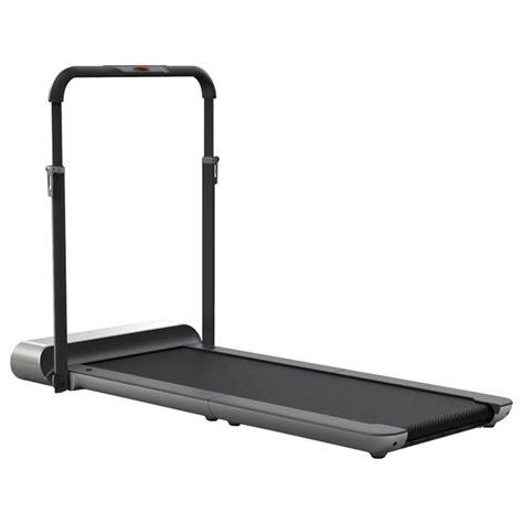 xiaomi kingsmith walkingpad  smart treadmill machine foldable trrf dark gray