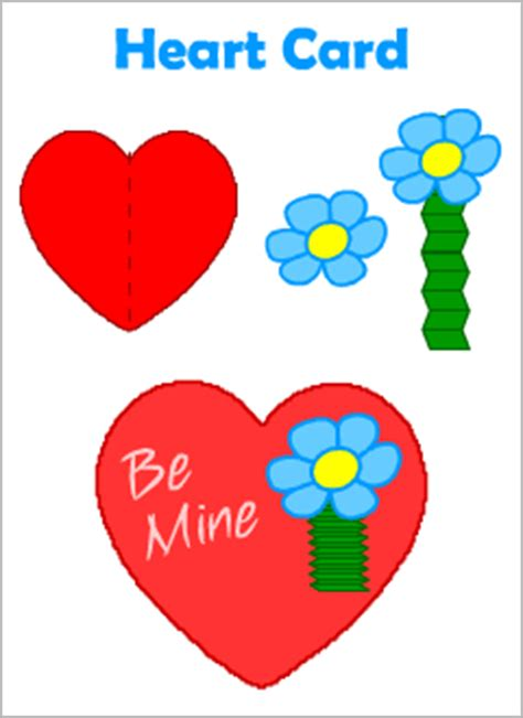 valentines card esl s day printables for