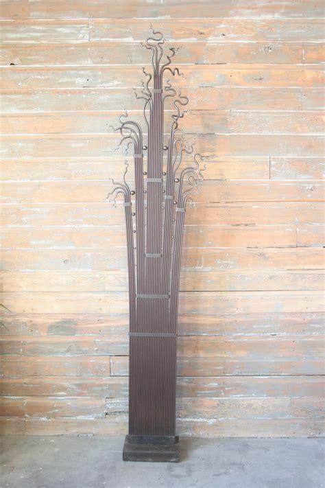 blacksmith three artistic trees art panels by blacksmith forged metal fine art panel metal art pinterest