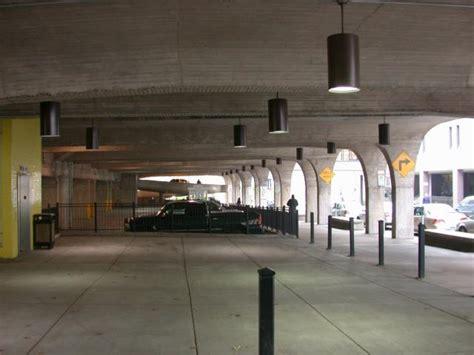temple parking garage new ct 1959 1963