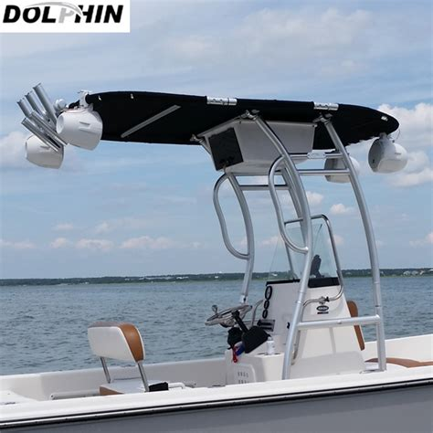 boat t top canvas replacement miami dolphin pro2 t top center console boat t top customized
