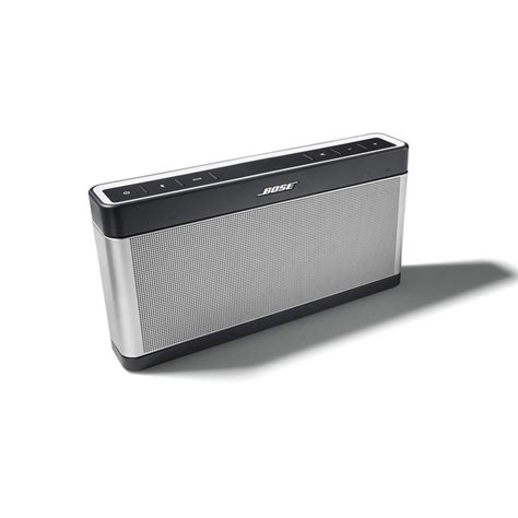 Bose Soundlink Bluetooth Speaker bose soundlink bluetooth iii speaker at gear4music