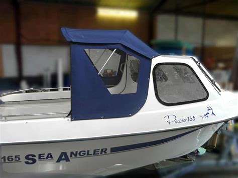 fishing boat canopy fishing boat covers amtrim