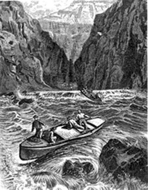 the powell expedition new discoveries about wesley powell s 1869 river journey books cowboy kisses january 2017