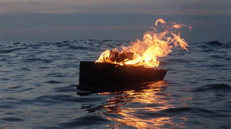 burn the boats story if you want the island burn your boat