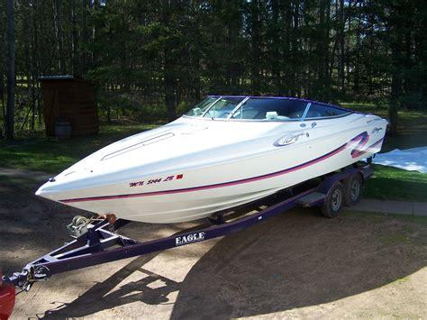 baja boss boats baja 252 boss cc boat for sale from usa