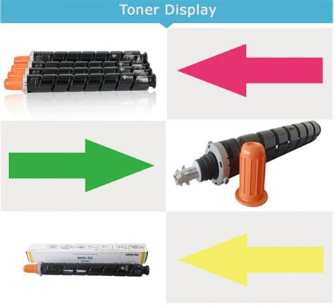 Toner Npg 52 npg 52 canon copier toner for canon irc adv c2020 c2020h