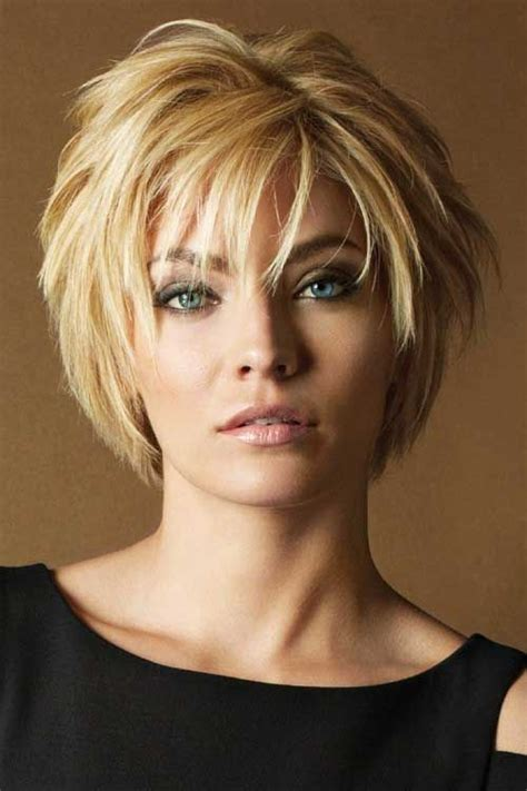 hairstyles with short layers on top 17 best ideas about layered bob short on pinterest