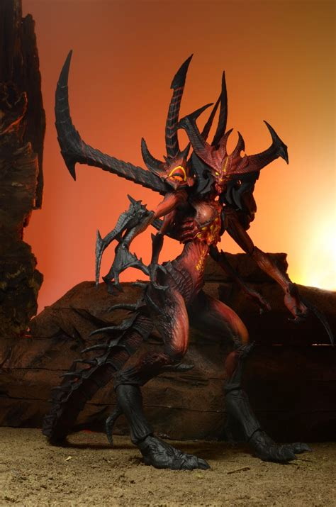 diablo 3 figures diablo iii diablo deluxe figure by neca the toyark news
