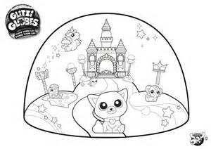 shopkins colouring pages
