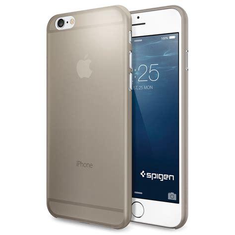 spigen air skin for iphone 6 chagne sgp11082 b h photo