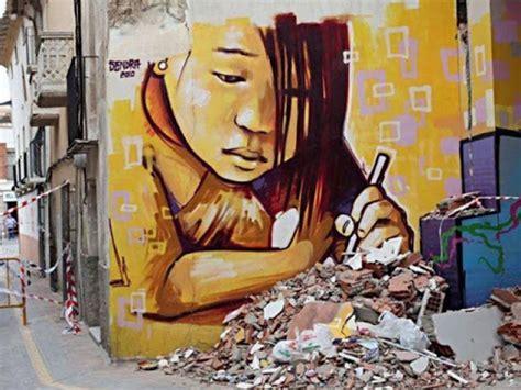 Imagenes Artisticas En El Entorno Cotidiano | arte y artificios arte urbano inteligente