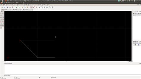 Ubuntu Cad Home Design by Linux Aided Design Librecad Released For The Cloud