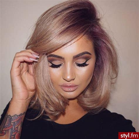 best brush for bob haircut stylowe p 243 łdługie fryzurki modne cięcia jak z