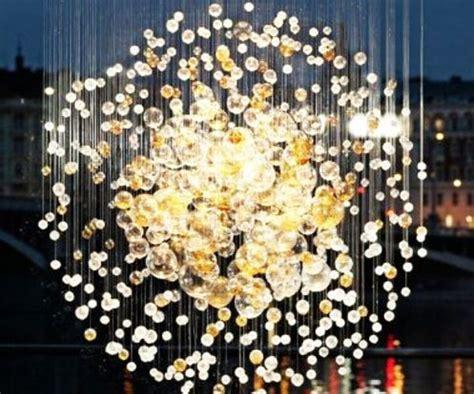 glass bubbles chandelier glass chandelier roselawnlutheran