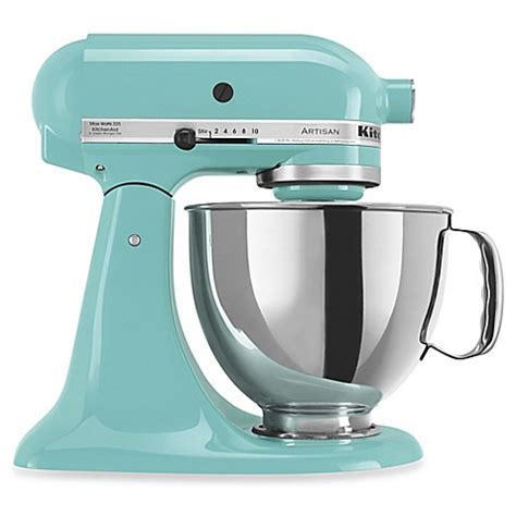 bed bath and beyond hand mixer kitchenaid 174 artisan 174 5 qt stand mixer bed bath beyond