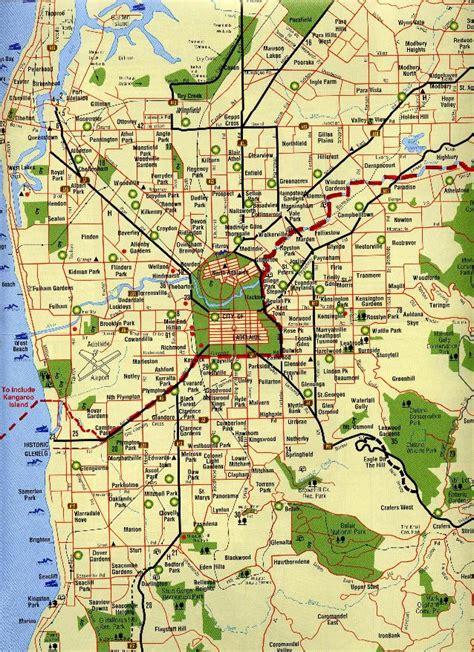 map of suburbs district 9500 district 9500 9520 boundaries thru