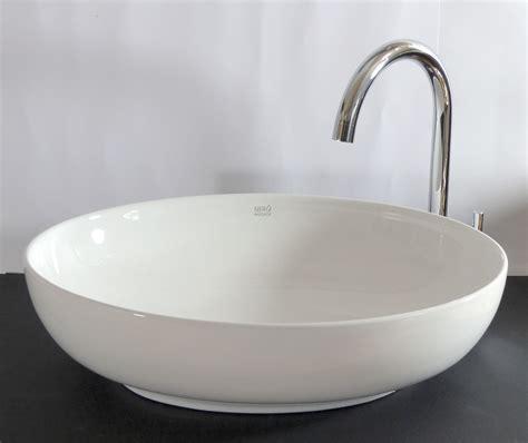 waschbecken oval aufsatz nero badshop keramik aufsatz waschbecken oval