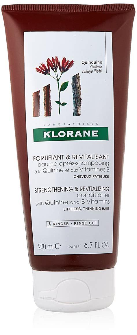 Klorane Conditioner With Quinine And B Vitamins For Hair Loss 150 Ml 1 klorane shoo with quinine and b vitamins