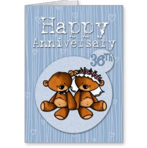 36 Year Anniversary Gift   Bone China Ideas