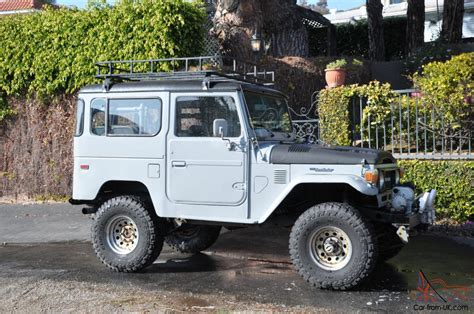 cummins toyota 1979 toyota fj40 landcruiser jeep with cummins turbo diesel