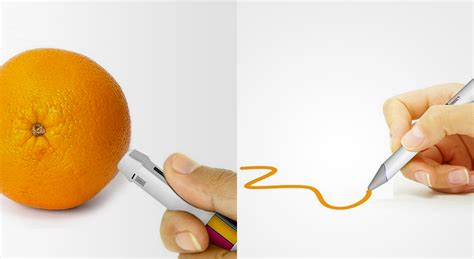 pen that scans colors 16 million color pen can match its ink to the shade of any
