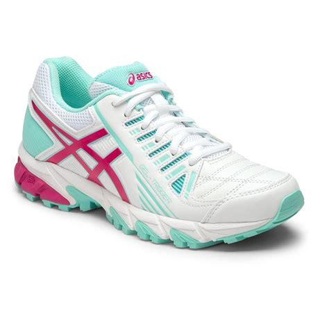 asics gel trigger 11 womens cross shoes white