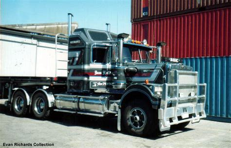 film semi australia evan richards australian truck pictures