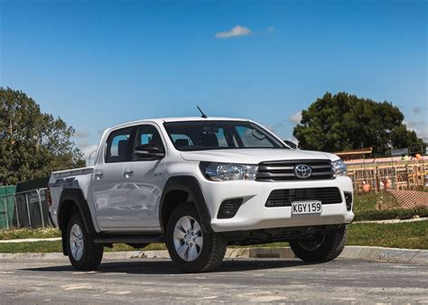 Toyota Edge Toyota Launch Special Edition Hilux Edge Previews Driven