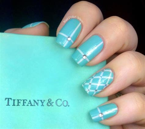 tiffany blue office on pinterest pedicure salon ideas tiffany blue nails nails nails nails pinterest nail
