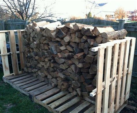 firewood storage ideas  owner builder network