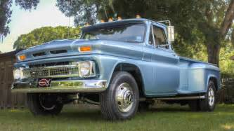 this 1964 chevy dually is one of the coolest mid 1960s