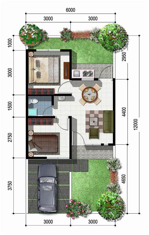 sketsa rumah type   lantai model minimalis tempat  dikunjungi pinterest design