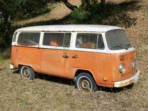 volkswagen bus 2000 sell new 1974 volkswagen van 2000 cc motor duel carb