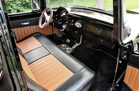 Ford Upholstery by 1956 Ford F 100 Just Rod Network