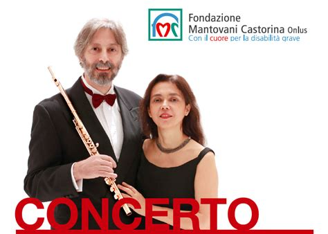 fondazione mantovani fondazione mantovani castorina onlus concerto a favore di