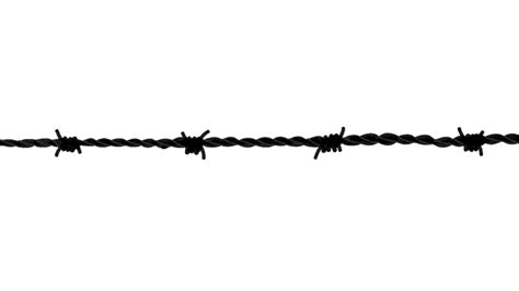 Barbed Wire Png Clipart Best Barb Wire Drawings