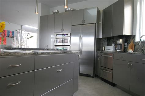 silver kitchen cabinets silver kitchen cabinets high gloss silver cabinets w l