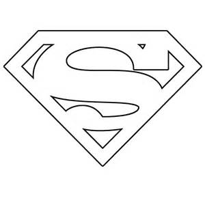 symbol template superman template save the two templates the s is