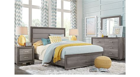 king bedroom furniture set bedroom furniture high resolution marlow gray 5 pc queen panel bedroom transitional